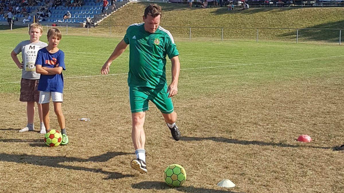 Andreas Herzog Soccer Dart 2