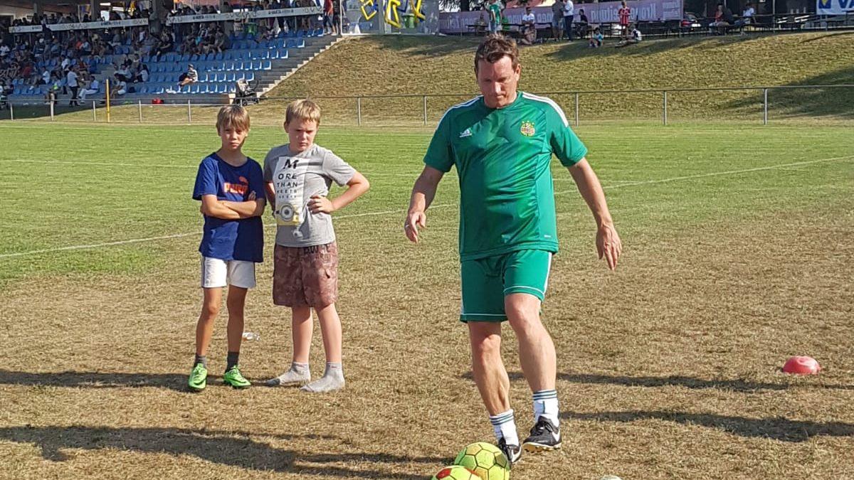 Andreas Herzog Soccer Dart 3