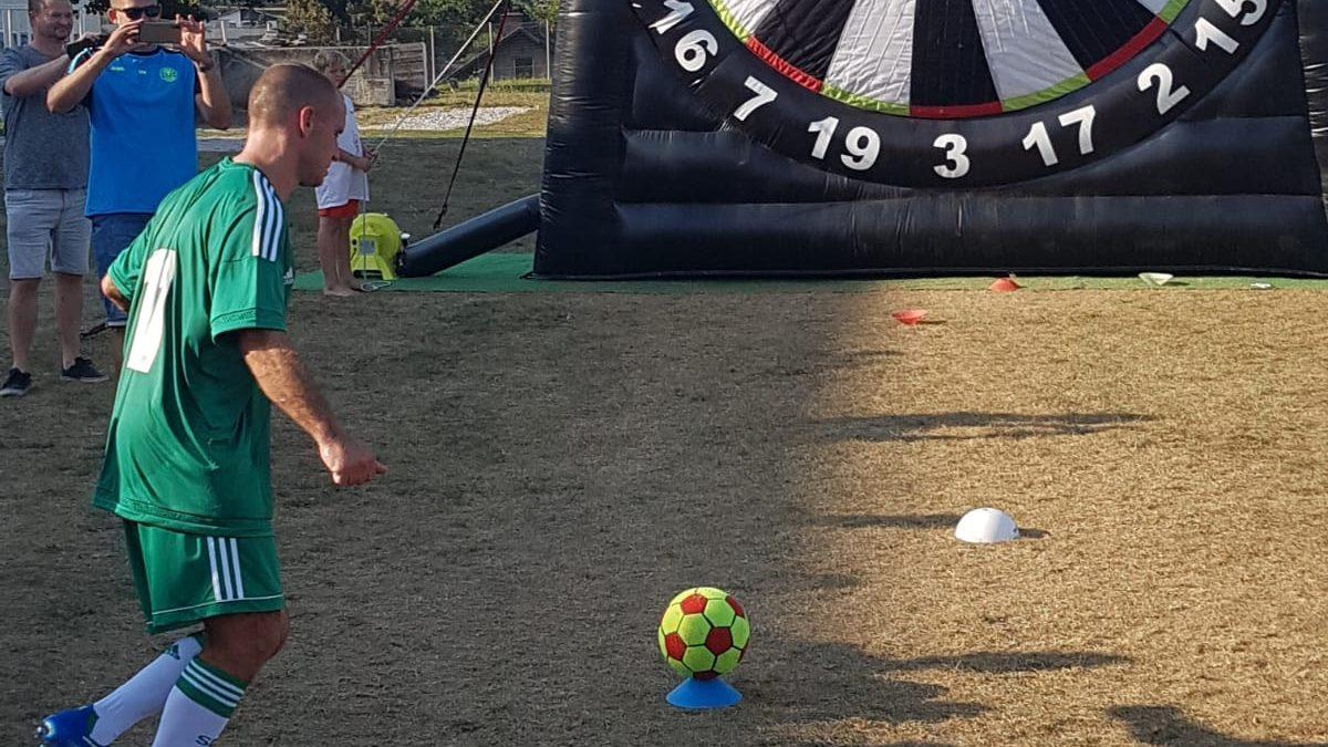 Steffen Hofmann Soccer Dart 1